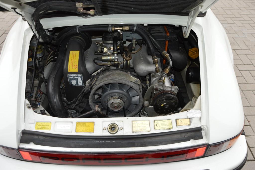 Porsche 911 Carrera Cabrio 3.2 Euromodel Machtingnumbers