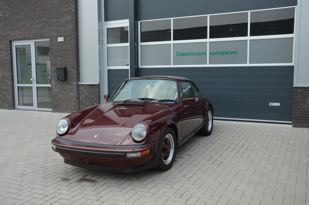 Porsche 911 3.0 SC  coupe matchingnumbers