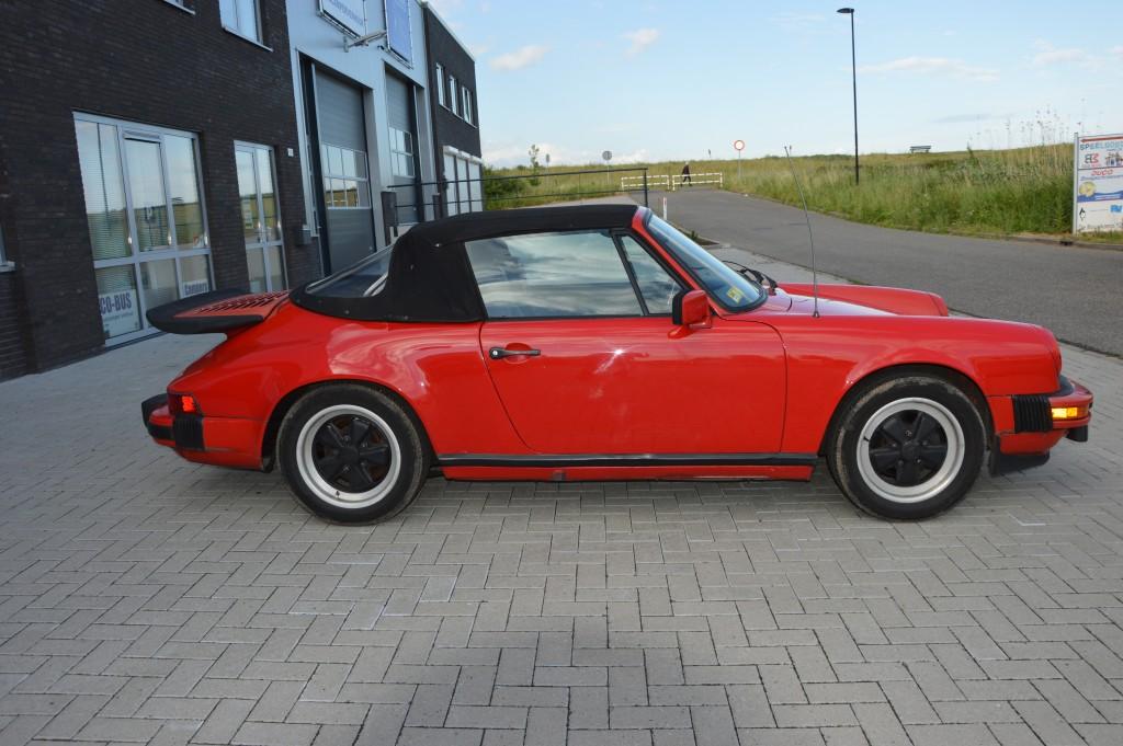 Porsche 911 3.0 SC Cabrio Matchingnumbers