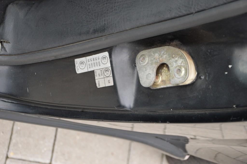 Porsche 911 3.0 SC Targa Euromodel Machtingnumbers