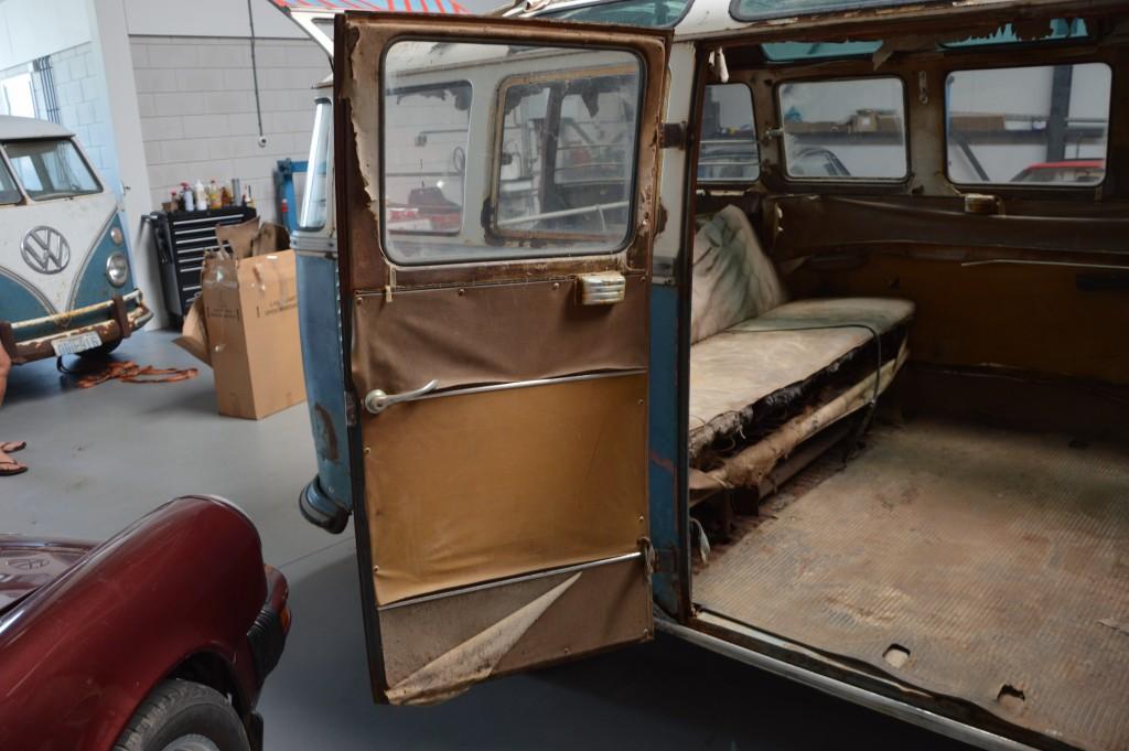 VW T1 Sambabus 23 windows 1955