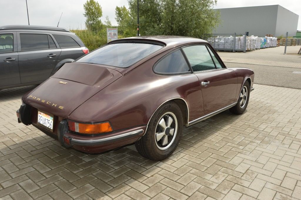 Porsche 911 T Coupe Matchingnumbers 1970