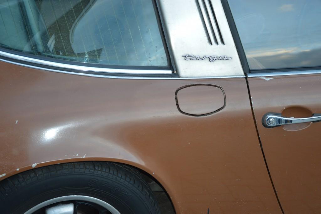 Porsche 911 T Targa Ol Klappe Matchingnumbers