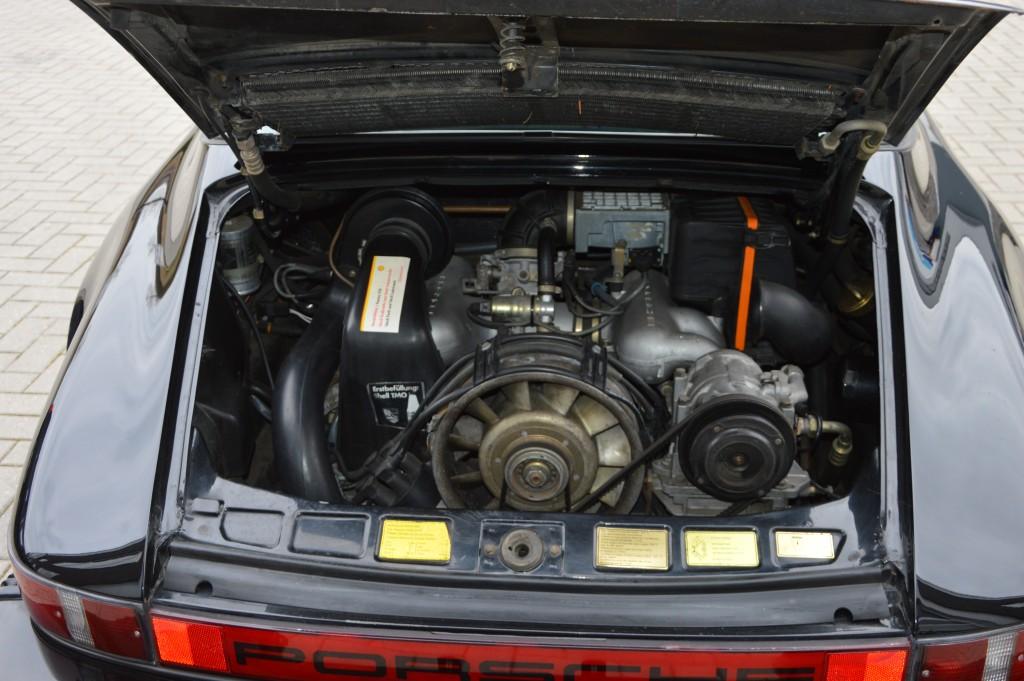 Porsche 911 Carrera 3.2 Targa Euromodel Machtingnumbers