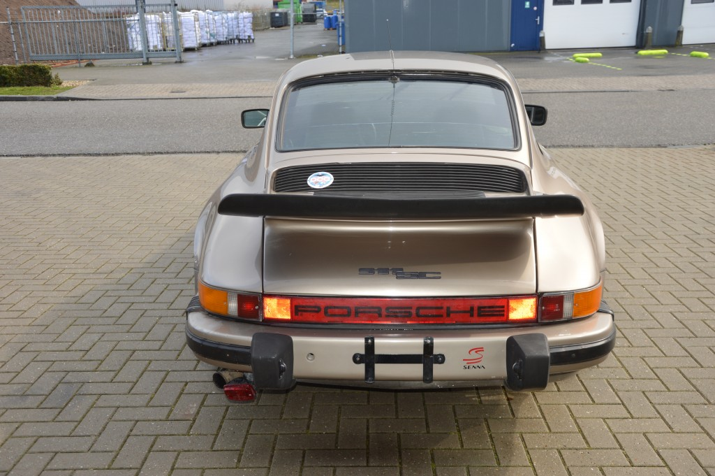 Porsche 911 3.0 SC Coupe Euromodel Matchingnumbers