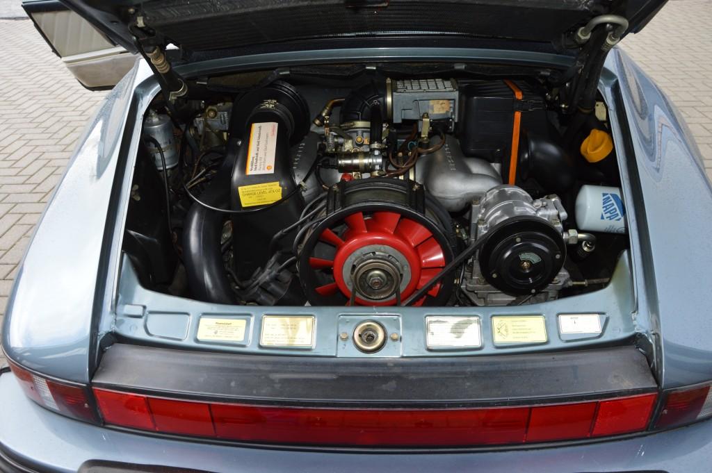 Porsche 911 Carrera 3.2 Targa  G50 Matchingnumbers