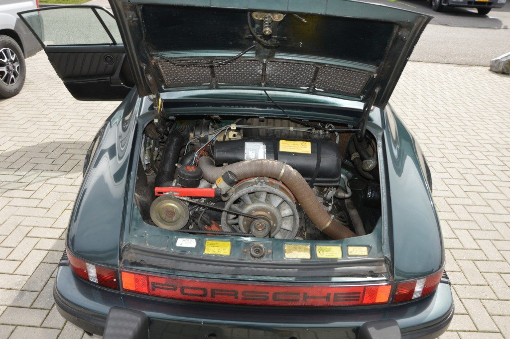 Porsche 911 3.0SC Coupe Euromodel Matchingnumbers