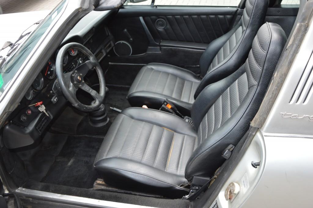 Porsche 911 S  2.7 Targa 1977 Matchingnumbers