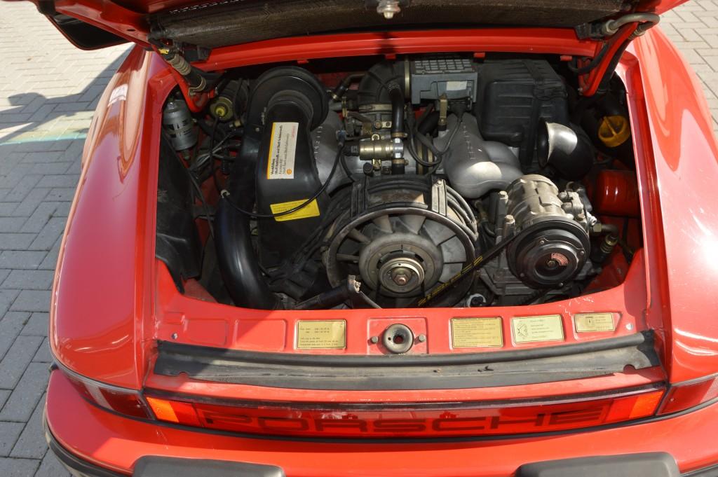 Porsche 911 Carrera 3.2 Cabrio Matchingnumbers