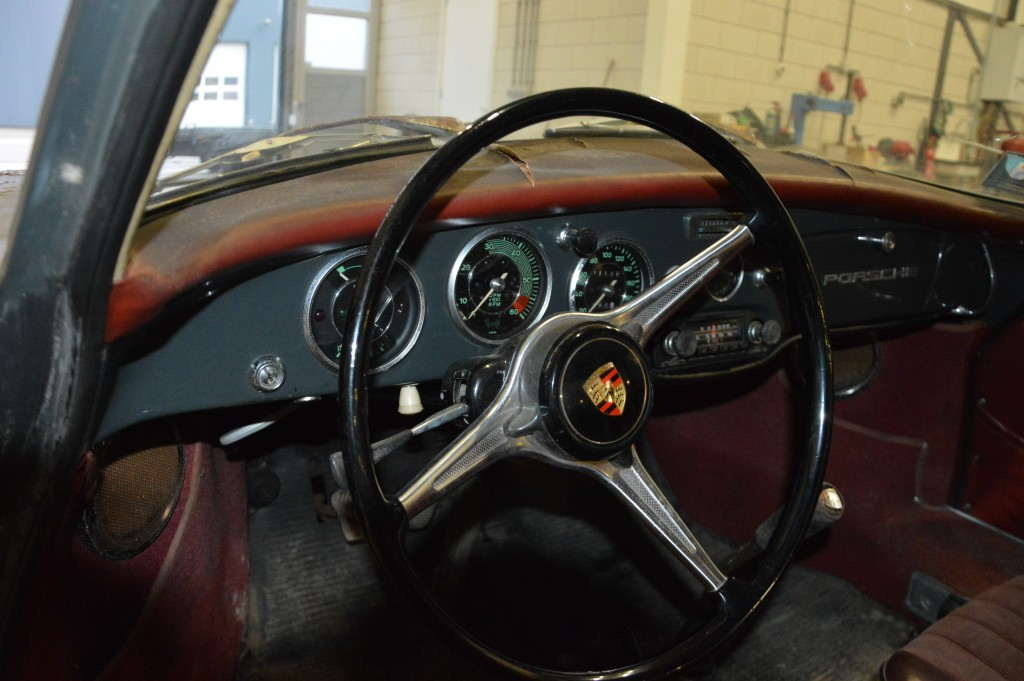 Porsche 356 B Coupe super 90 Euromodel Matchingnumbers