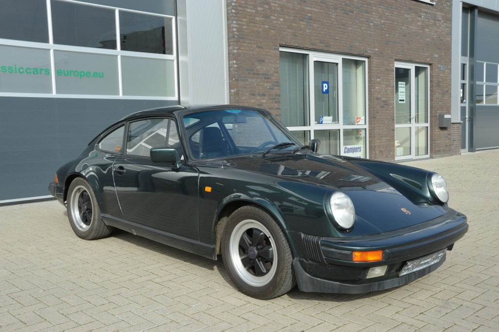 Porsche 911 Coupe 3.0 SC Euromodel Matchingnumbers