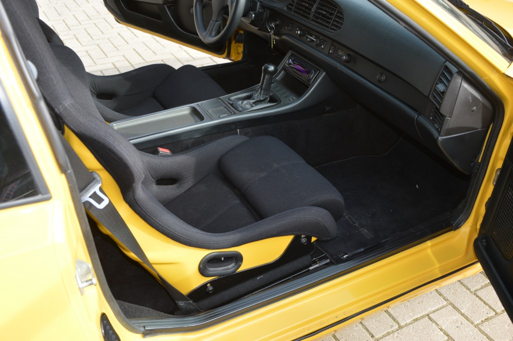 Porsche 968 Club Sport 3.0 Euromodel Matchingnumbers