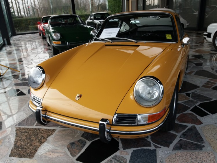 Porsche 911 Coupe SWB 2.0 Matchingnumbers