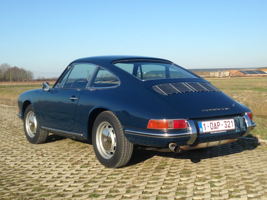 Porsche 911 SWB Coupe Matchingnumbers