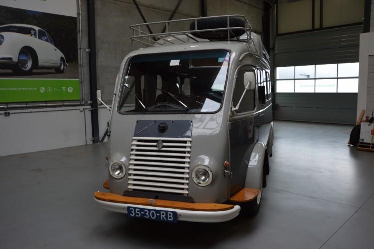 Renault Goelette Camper 1957