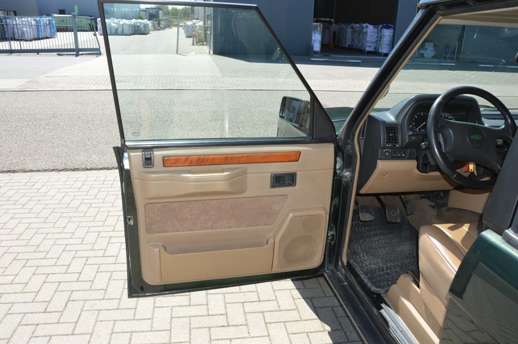 Range Rover Classic 3.0 TDI Soft Dash 1995