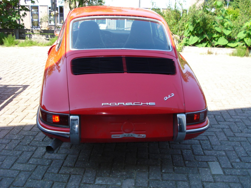 Porsche 912 coupe SWB Matchingnumbers