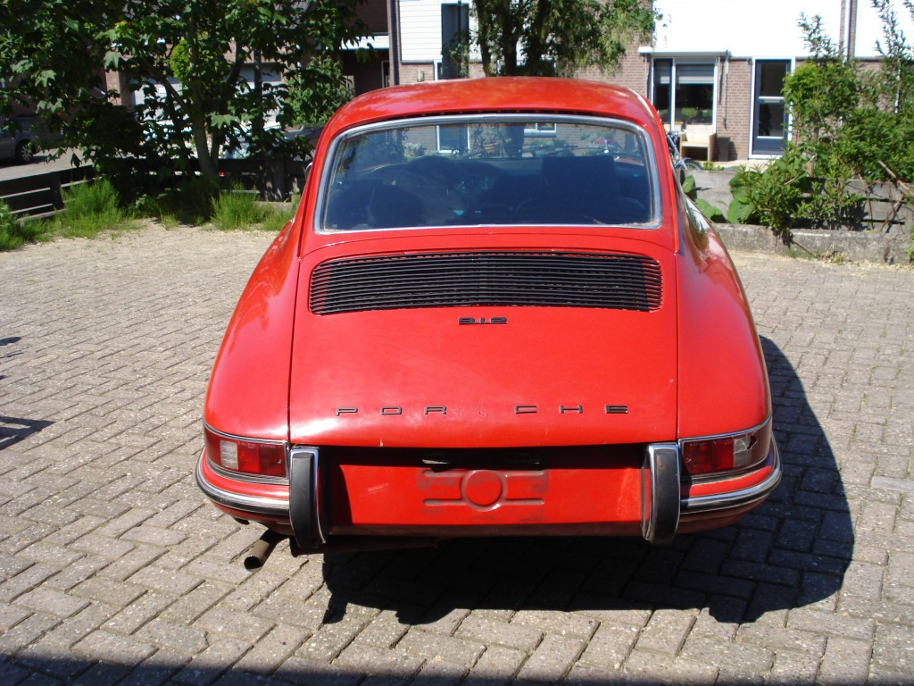 Porsche 912 coupe SWB 1968 matchingnumbers