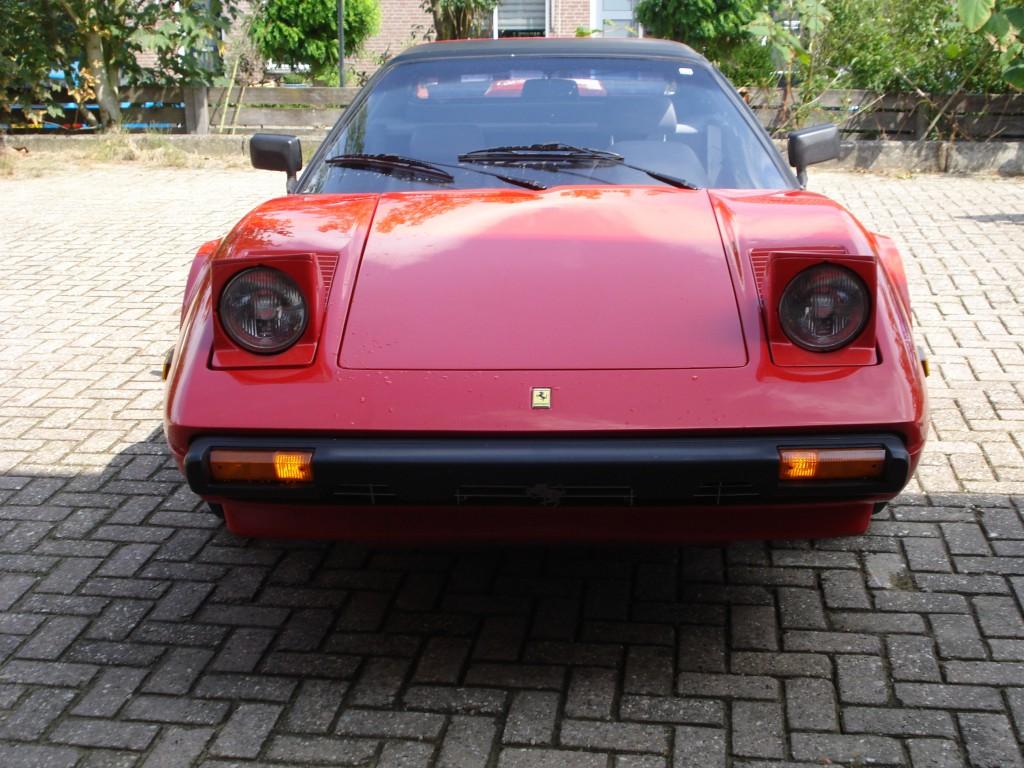 Ferrari 308 GTSI  matchingnumbers 1982