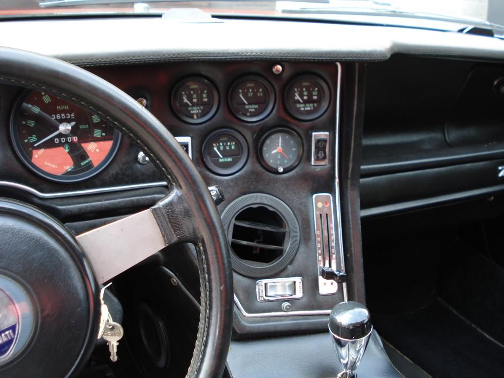 Maserati Merak SS  matchingnumbers   1979