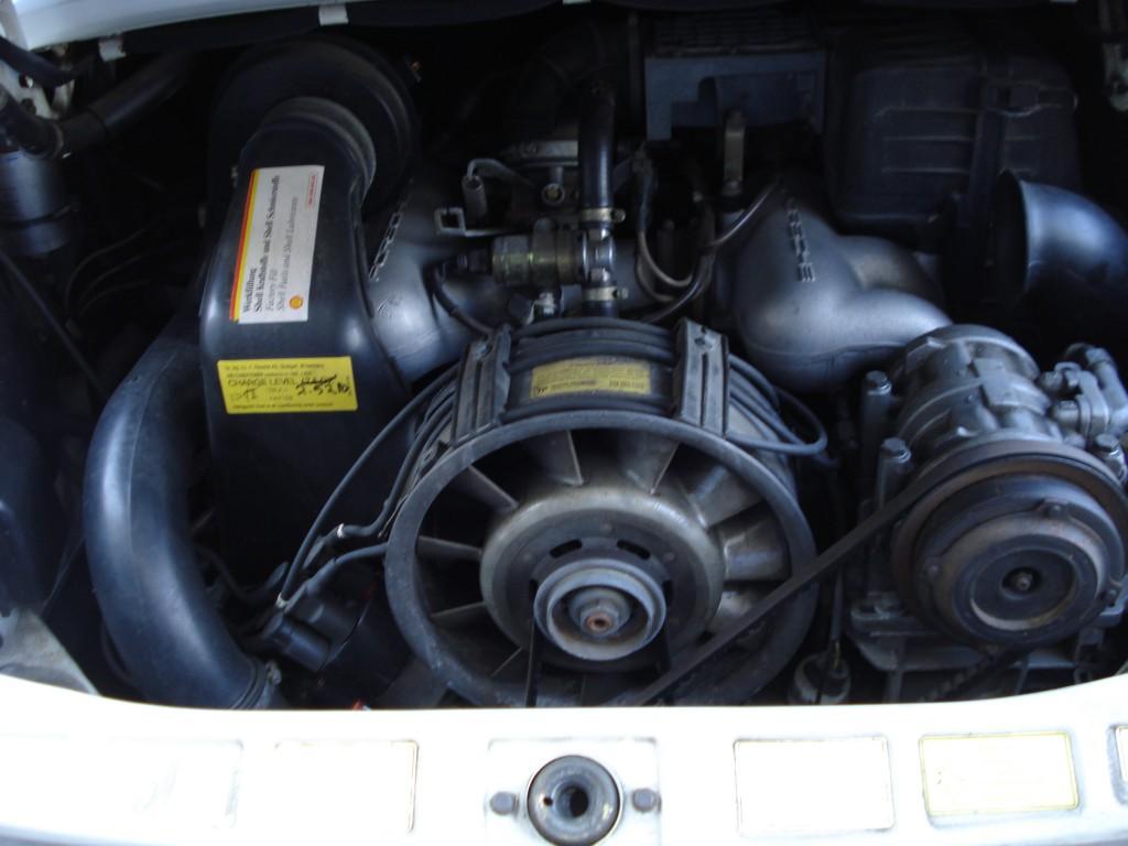 Porsche 911 Carrera Targa 3.2 G50 Matchingnumbers