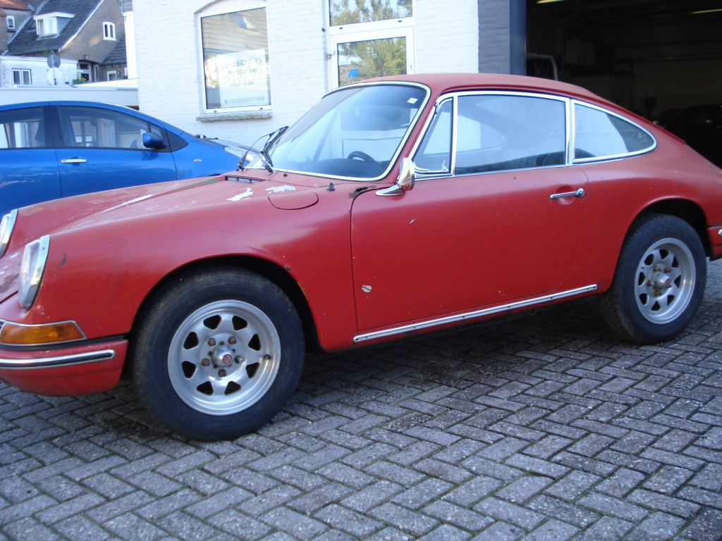 Porsche 912 coupe SWB 3 Gauge Matchingnumbers