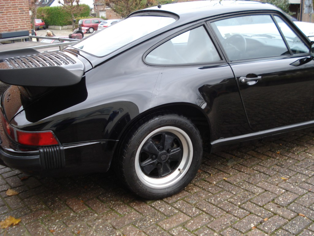 Porsche 911 3.0 SC sunroof coupe Matchingnumbers