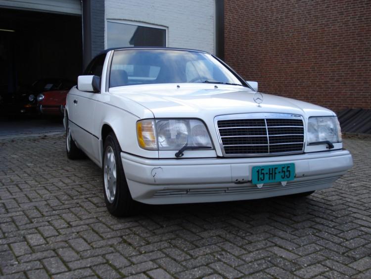 Mercedes-Benz E 320 cabrio