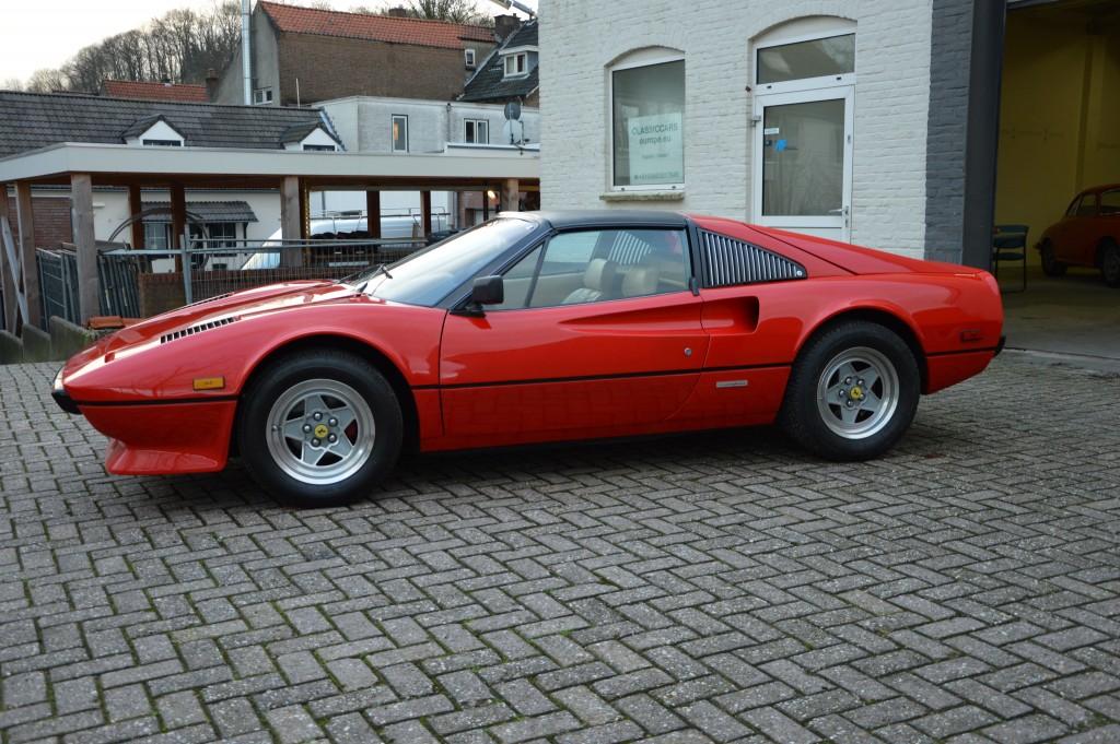 Ferrari 308 GTSI Euromodel matchingnumbers