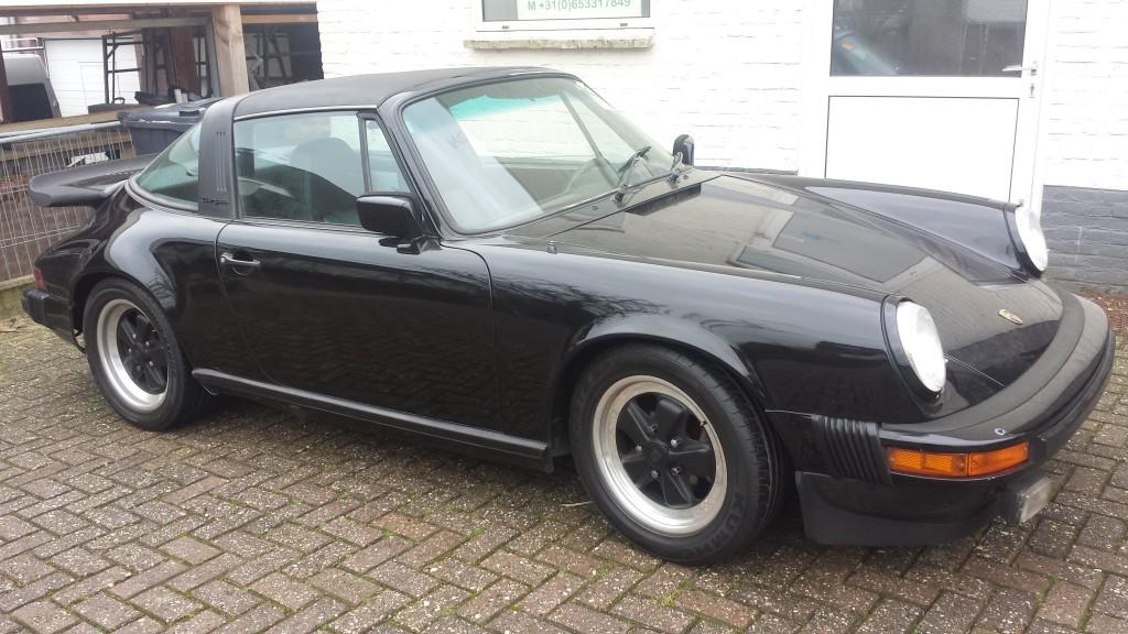 Porsche 911 3.0 SC Targa Matching