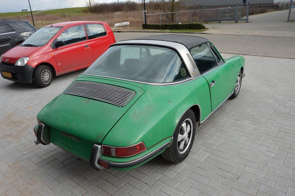 Porsche 911 E 2.2 Targa Matchingnumbers