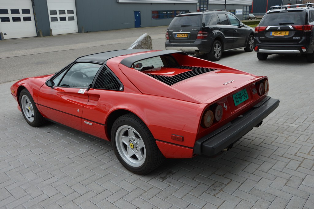 Ferrari 308 GTSI Matchingnumbers