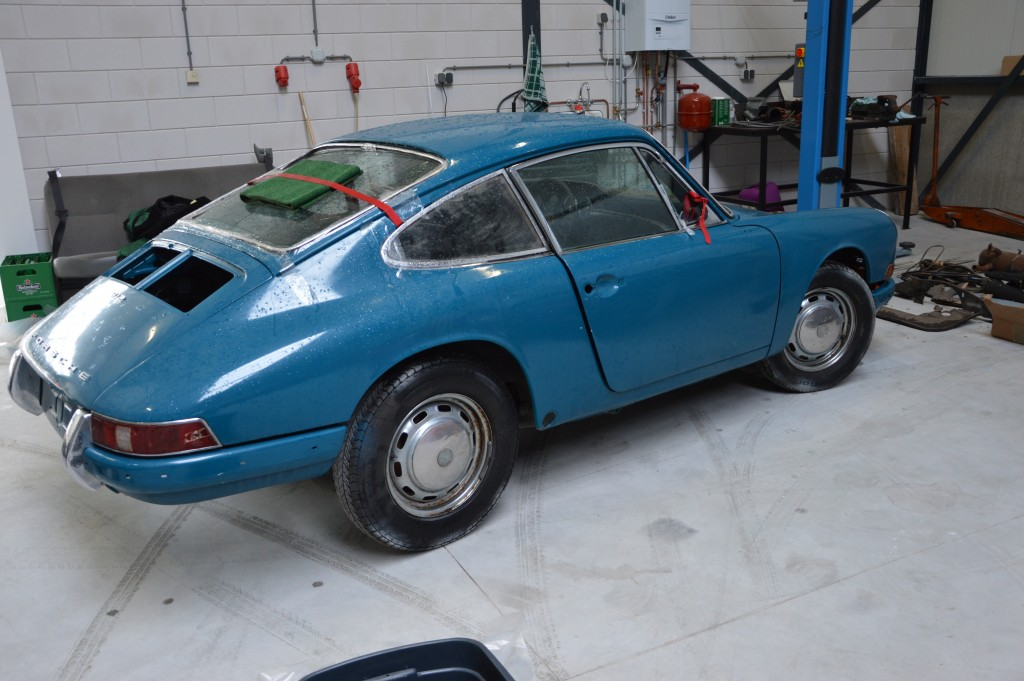 Porsche 912 SWB 1967 Matchingnumbers