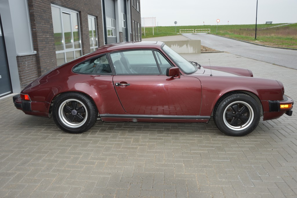 Porsche 911 3.0 SC Sunroofcoupe Matchingnumbers