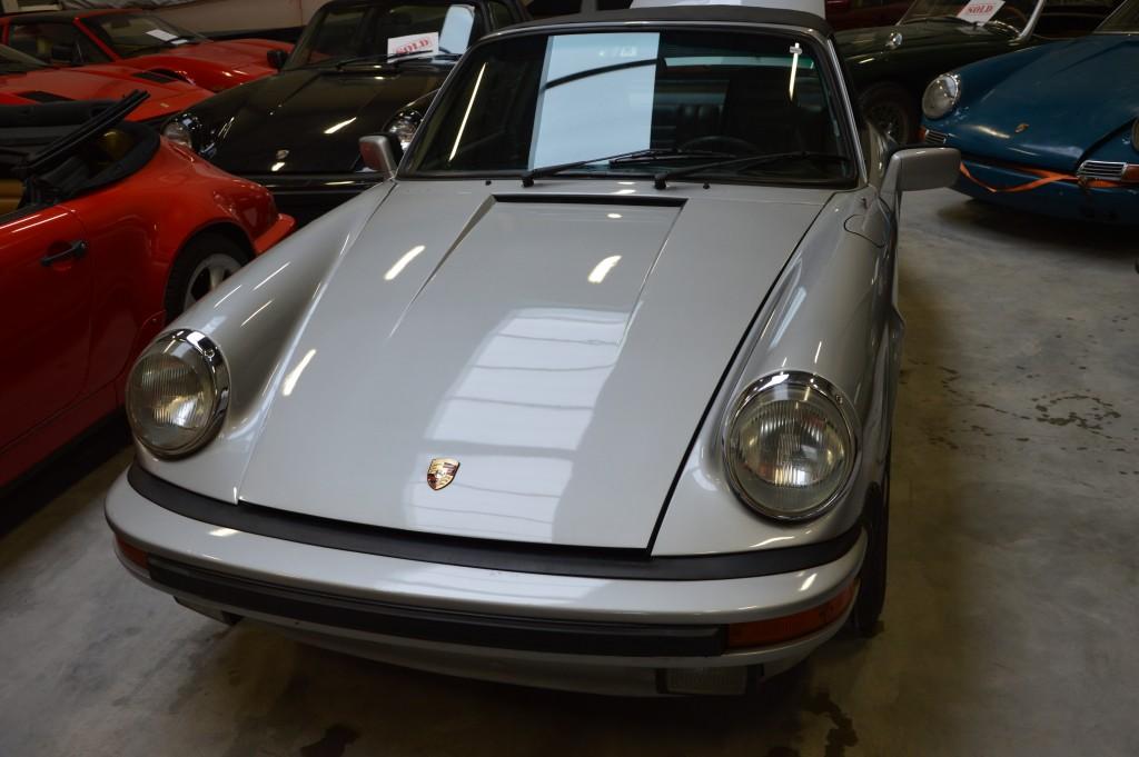 Porsche 911 Targa Euromodel Machtingnumbers
