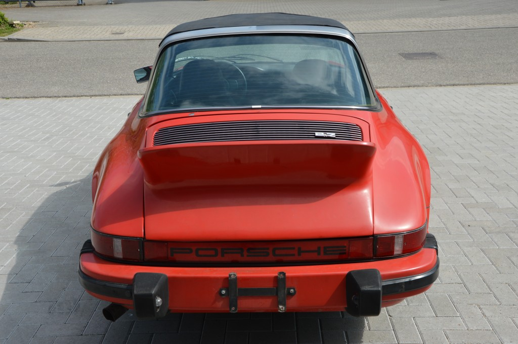 Porsche 911 Carrera 2.7 US Targa Matchingnumbers 1of246
