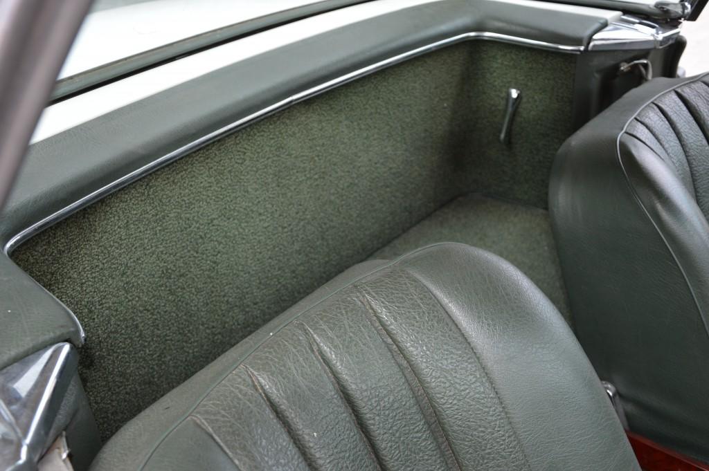 Mercedes-Benz 280 SL aut. Matchingnumbers 2Tops