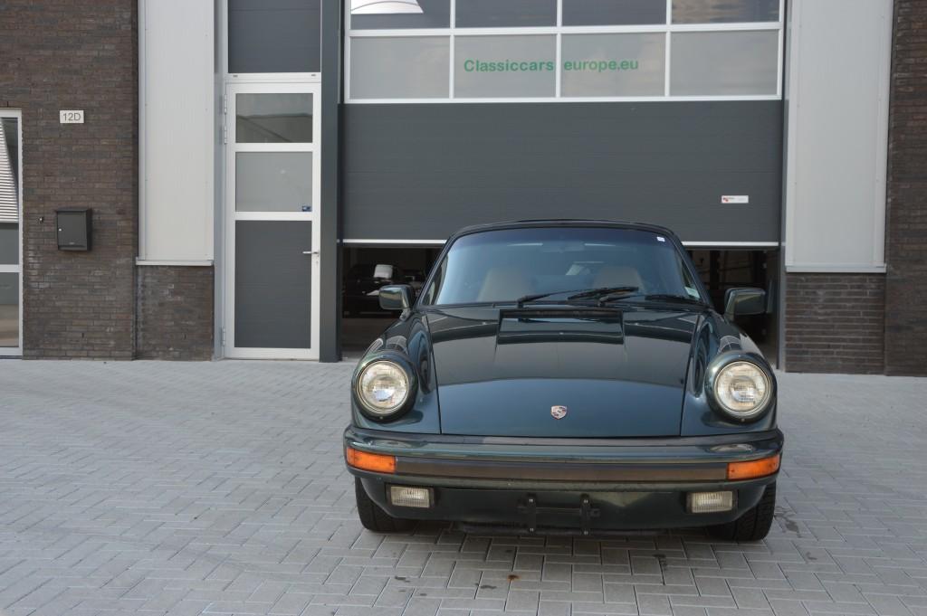 Porsche 911 3.2 Carrera Targa Matchingnumbers
